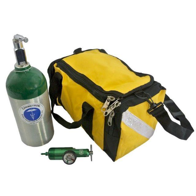 Portable Oxygen Unit with Bag
