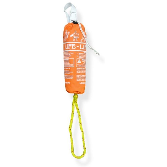 50 Foot Safety Throw Bag