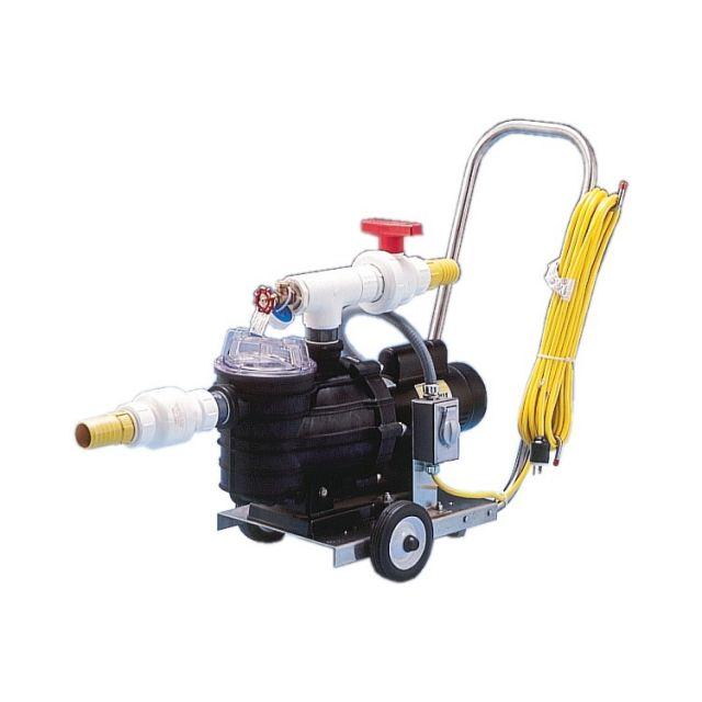 Savage Pump 2HP 220 VAC