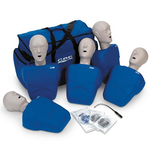 Nasco CPR Prompt Adult/Child 5 Pack