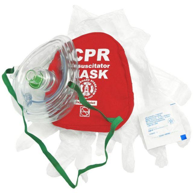 Soft Case Pocket Mask