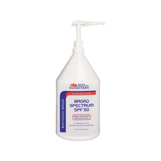 Rocky Mountain Gallon Pump Sunscreen SPF 50