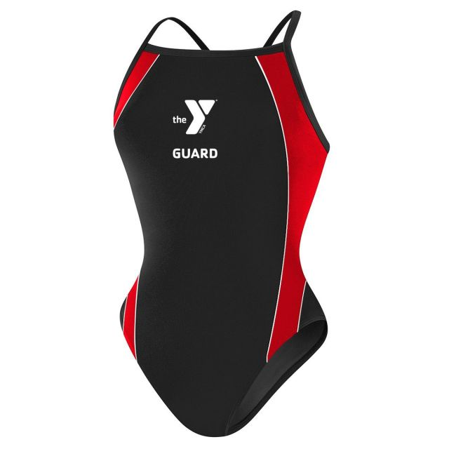 YMCA Guard Splice H-Back