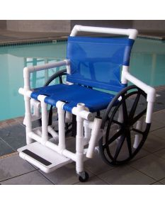 Heavy Duty PVC Pool Access Chair
