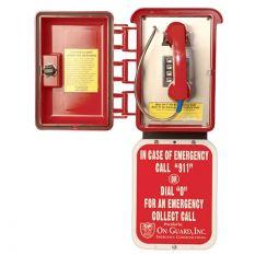 911 Emergency Phone