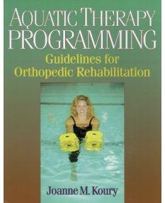 Aquatic Therapy Programming