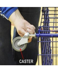 Replacement Caster for Totemaster