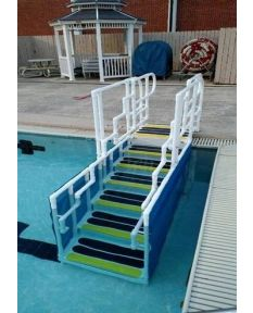 Aquatrek ADA Ladder 4-Tread