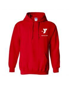 YMCA Standard Instructor Hooded Sweatshirt