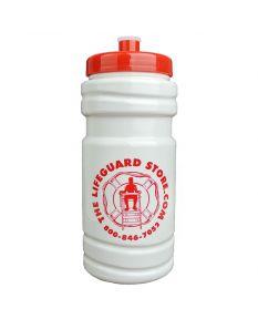 Small Lifeguard Water Bottle, 20 oz