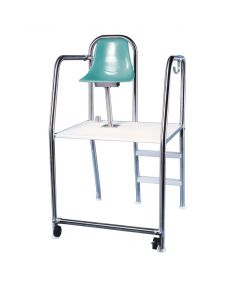 Paragon 3-step Lookout Chair w/ wheels