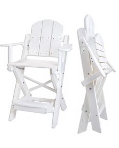 "Kiefer 30"" Folding Forever Guard Chair"