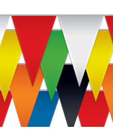 Kiefer Plastic Flags - 100 Ft. (Pair)