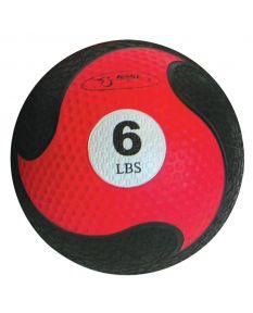 6lb. Fitball Deluxe Medicine Ball