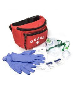 Adult/Infant Guard Hip Pack Kit