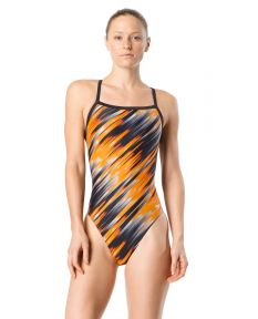 Speedo Reigning Light Flyback Swimsuit