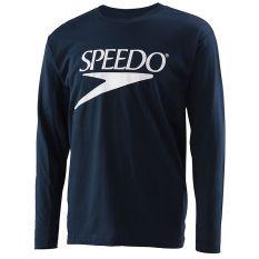 Speedo Vintage Logo L/S Crew