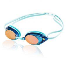 Speedo Women's Vanquisher 2.0 Mirrored Goggle