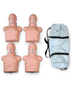 Simulaids Sani Adult 4-Pack Manikins