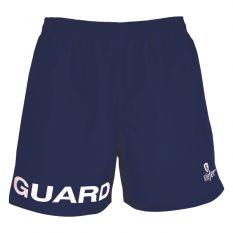 Kiefer Guard Essentials Unisex Deck Short-Navy-XSmall
