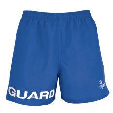Kiefer Guard Essentials Unisex Deck Short-Royal-XSmall