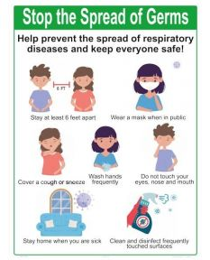 Stop the Spread of Germs (Prevention)