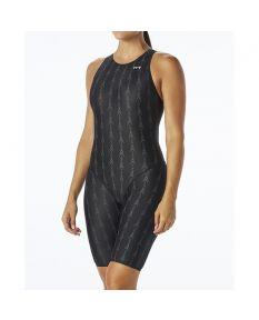 TYR Women's Fusion 2 Aerofit Short John Tech Suit