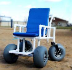 Aquatrek2 Beach Wheelchair