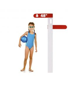 Double Sided Height Measurement Stick