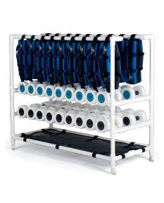 Hydro-Fit Storage System w/Cuffs