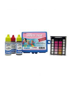 Taylor 1001 Safety Test Kit