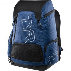 TYR Alliance 45L Team Carbon Backpack