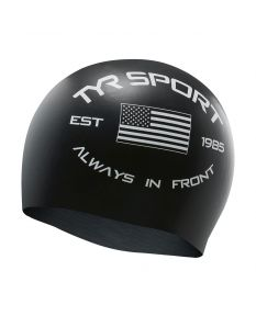 TYR Always in Front Silicone Swim Cap