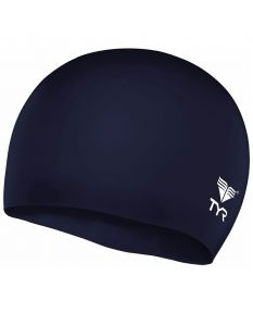 TYR Wrinkle-Free Silicone Jr. Cap