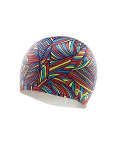 TYR Prism Silicone Swim Cap
