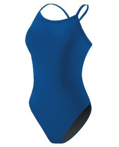 RISE Solid Poly H-Back - Color - Royal,Size - 22