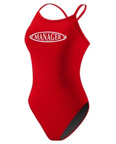 RISE Manager Poly H-Back