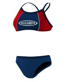 RISE Guard Poly Splice Bikini