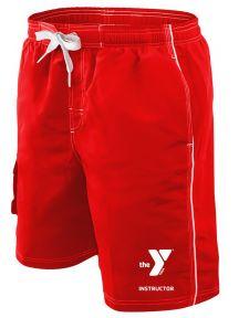 YMCA Instructor Boardshort