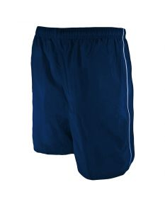 RISE Solid Waterpark Board Short - Color - Navy,Size - Small
