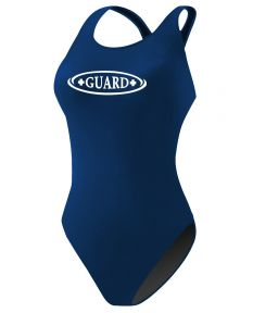 RISE Guard Solid Poly Scoop Back