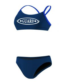 RISE Guard Poly 2-Piece Color Trim Bikini