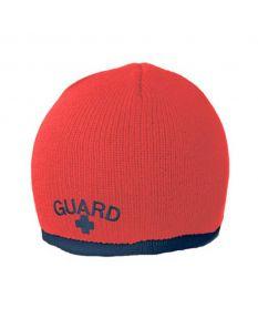 Guard Single Stripe Knit Beanie