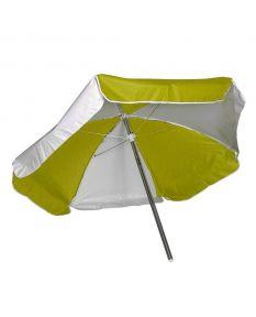 Lifeguard Umbrella - Color - Yellow/White
