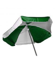 Lifeguard Umbrella - Color - Green/White