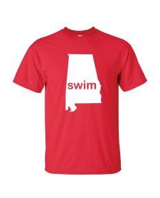 Swim Alabama Short Sleeve Tee