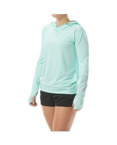 TYR Women's Hood Sun Shirt
