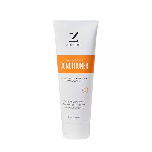 Zealios Swim & Sport Conditioner (8 oz tube)