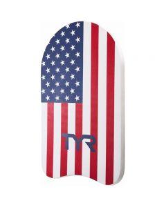 TYR USA Classic Kickboard